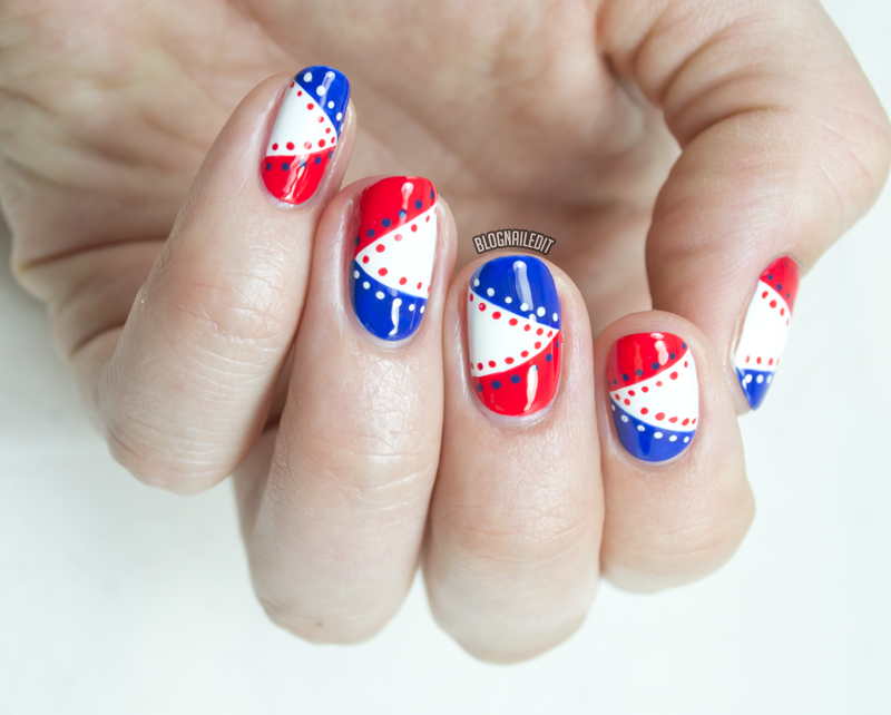 28 patriotic 4th of july nail designs