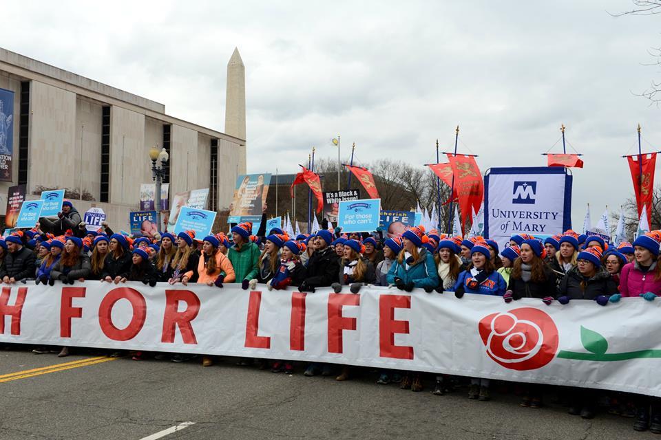 Marcha pro vida 2017 EUA