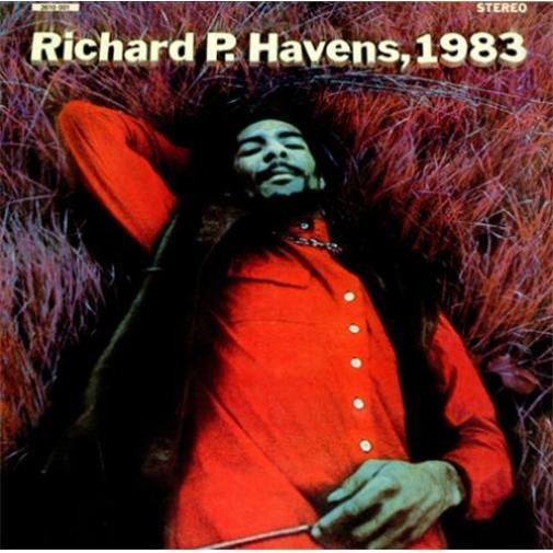 Disco RICHIE HAVENS - Richard P.Havens, 1983