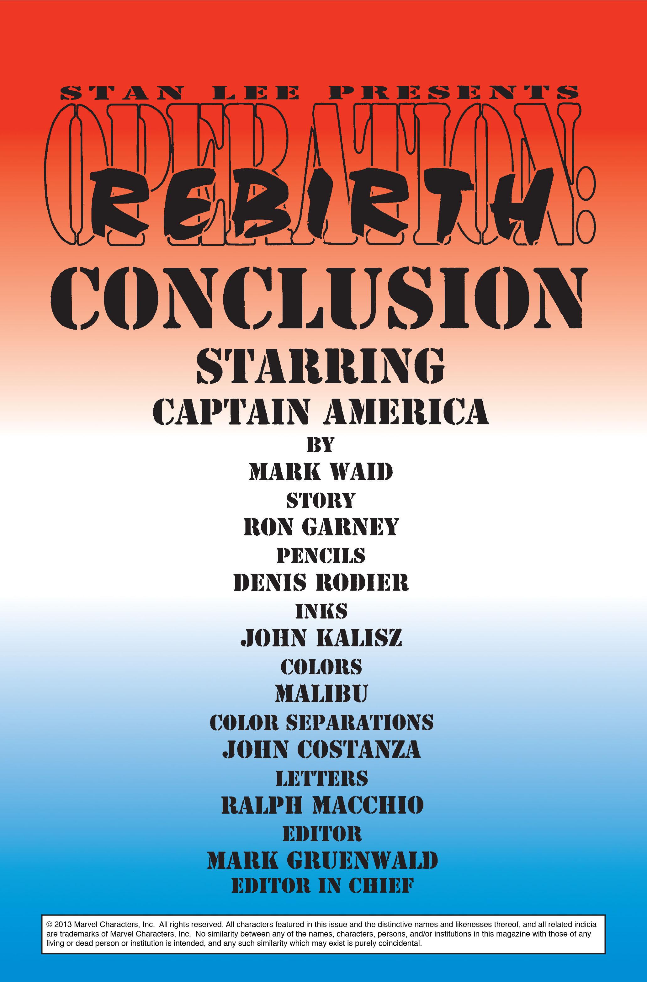 Captain America (1968) Issue #448 #402 - English 2