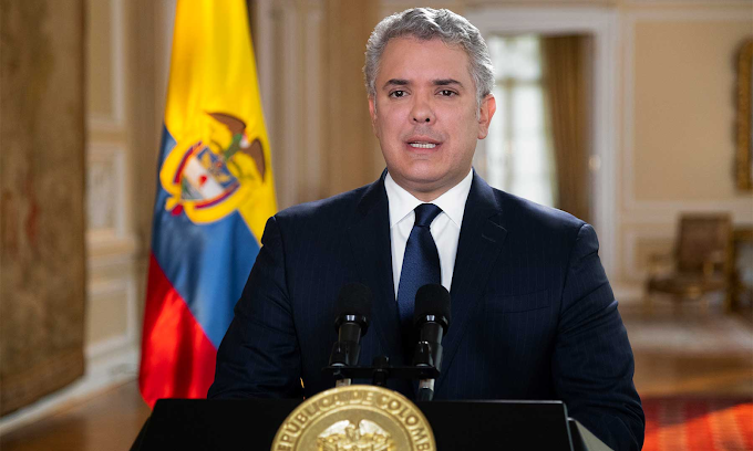 Presidente Iván Duque estaría el próximo fin de semana en Málaga