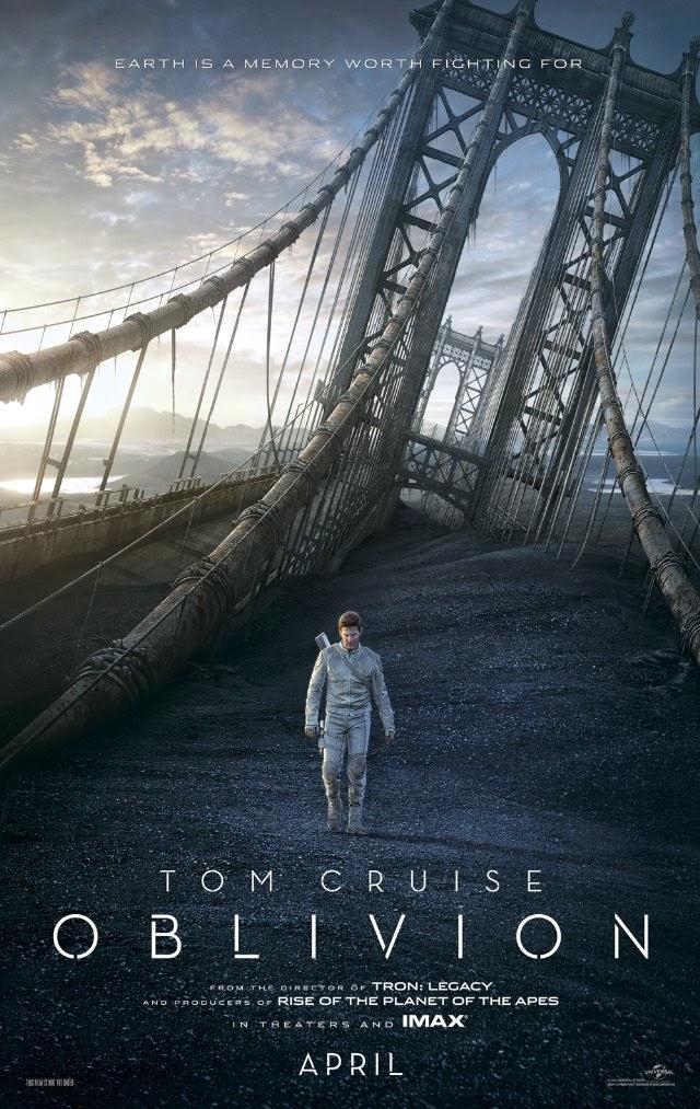 La película Oblivion