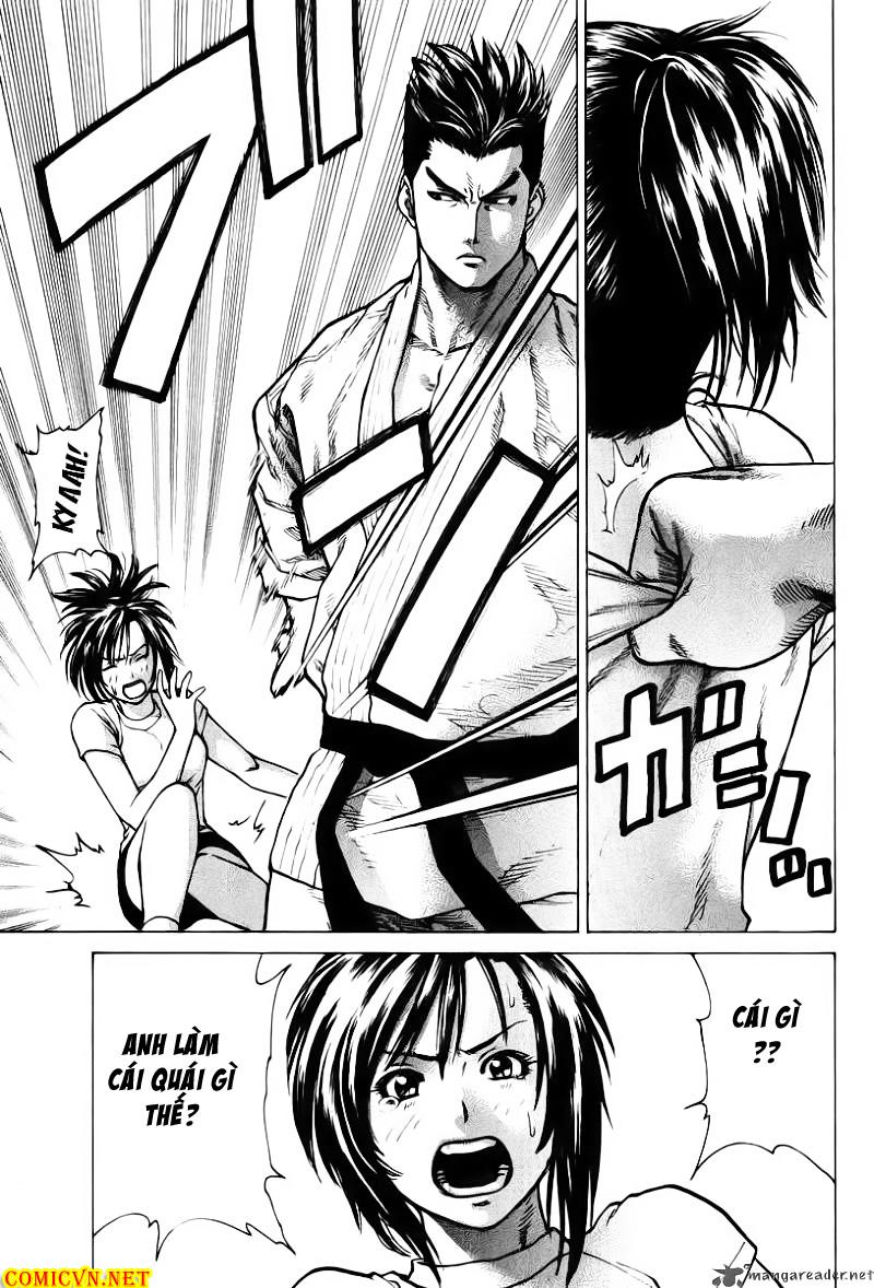 Karate Shoukoushi Kohinata Minoru chap 18 Trang 17