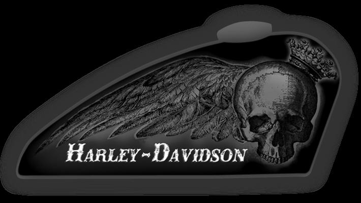 harley davidson tank decals. Black Bedroom Furniture Sets. Home Design Ideas