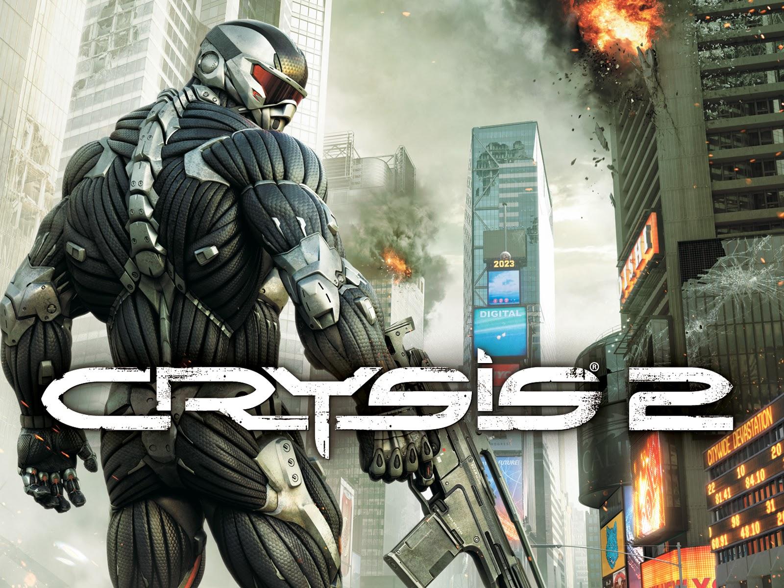Crysis 2 Sorunsuz Crack Full İndir