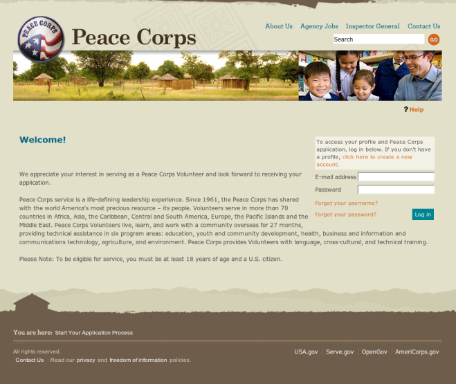 cross cultural experience essay peace corps Uceap has partnered with the peace corps to offer a program that will prepare you for international development fieldwork and potential 3 approved courses + 50 hours related experience + reflective essay leveraging concrete hde 103 cross-cultural study of children sph 161 campus.