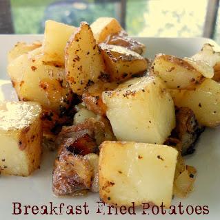 Breakfast Fried Potatoes