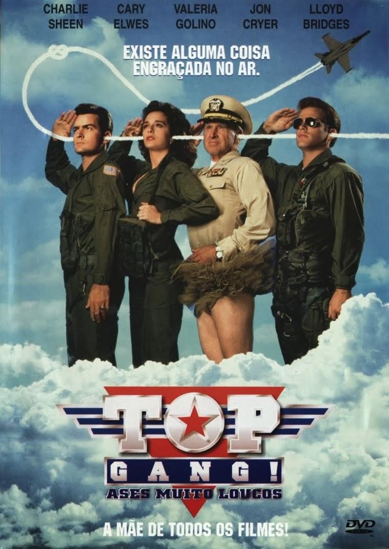 Top Gang: Ases Muito Loucos – Dublado (1991)