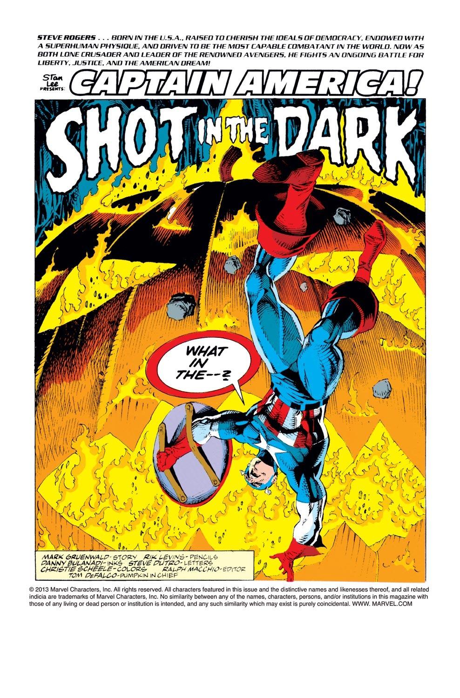 Captain America (1968) Issue #397 #330 - English 2