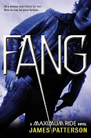 book cover of Fang by James Patterson