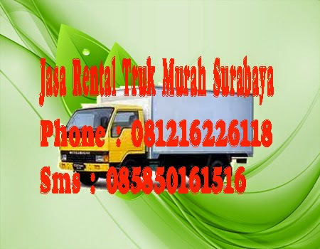Jasa Rental Truk Murah Surabaya-Karawang