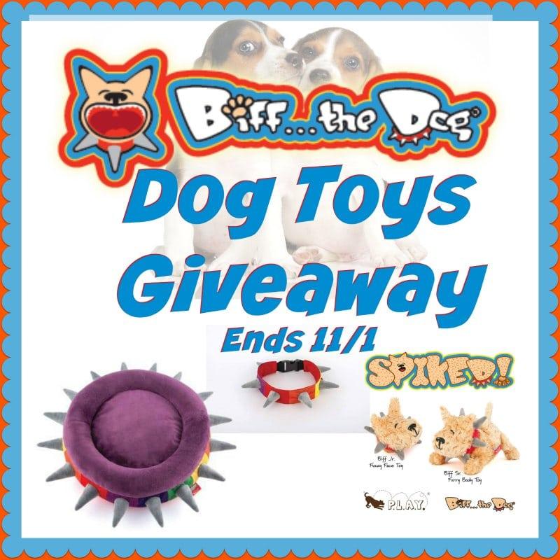 Biff Dog Toys