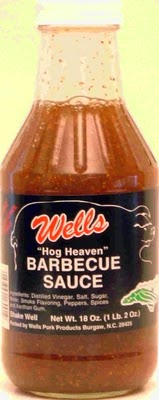Wells BBQ Sauce