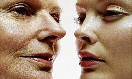 Penyebab Penuaan Dini
