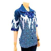 Blouse Batik Modern DBT-2853