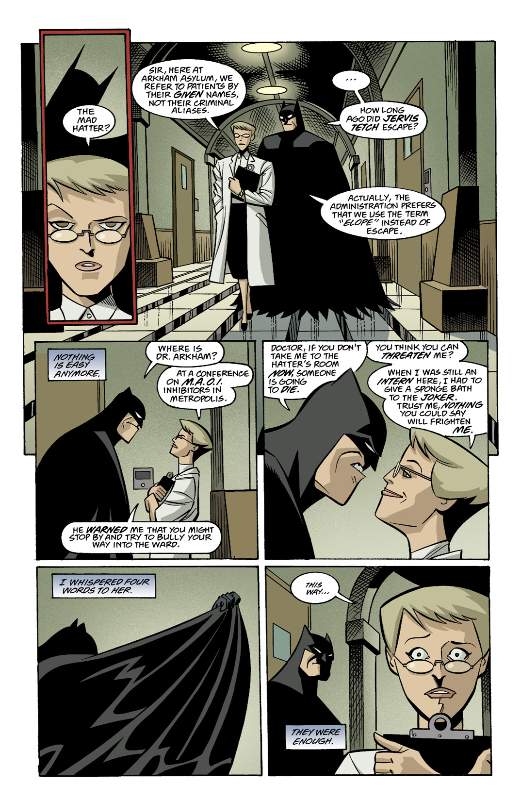 Detective Comics (1937) Issue #787 Page 7