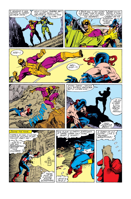 Captain America (1968) Issue #361 #294 - English 8