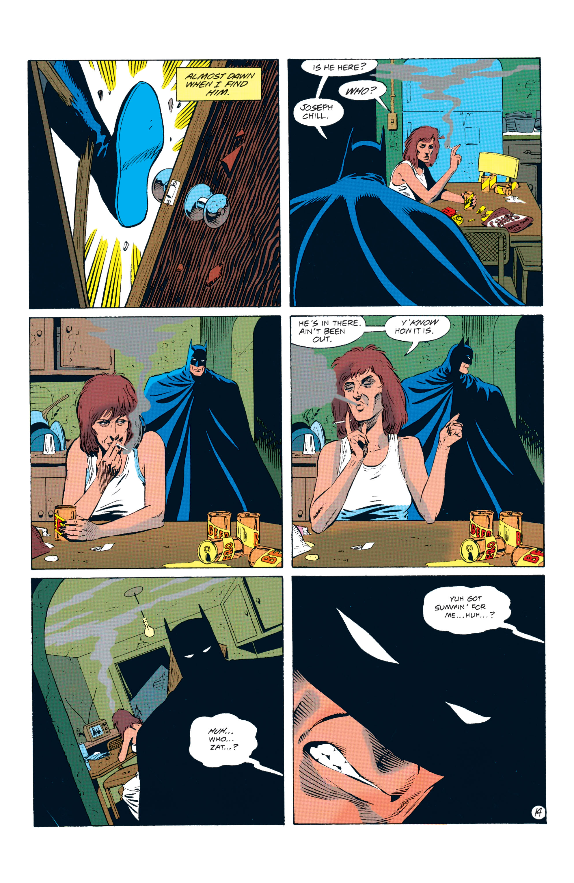 Detective Comics (1937) Issue #678 Page 15