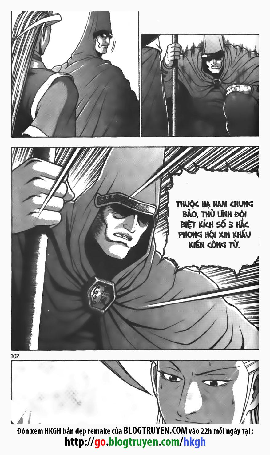 Hiệp Khách Giang Hồ chap 204 page 20 - IZTruyenTranh.com