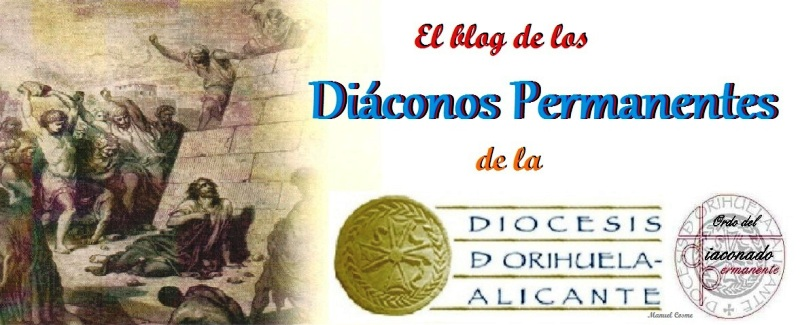 Diáconos Permanentes de la Diócesis de Orihuela-Alicante (España)