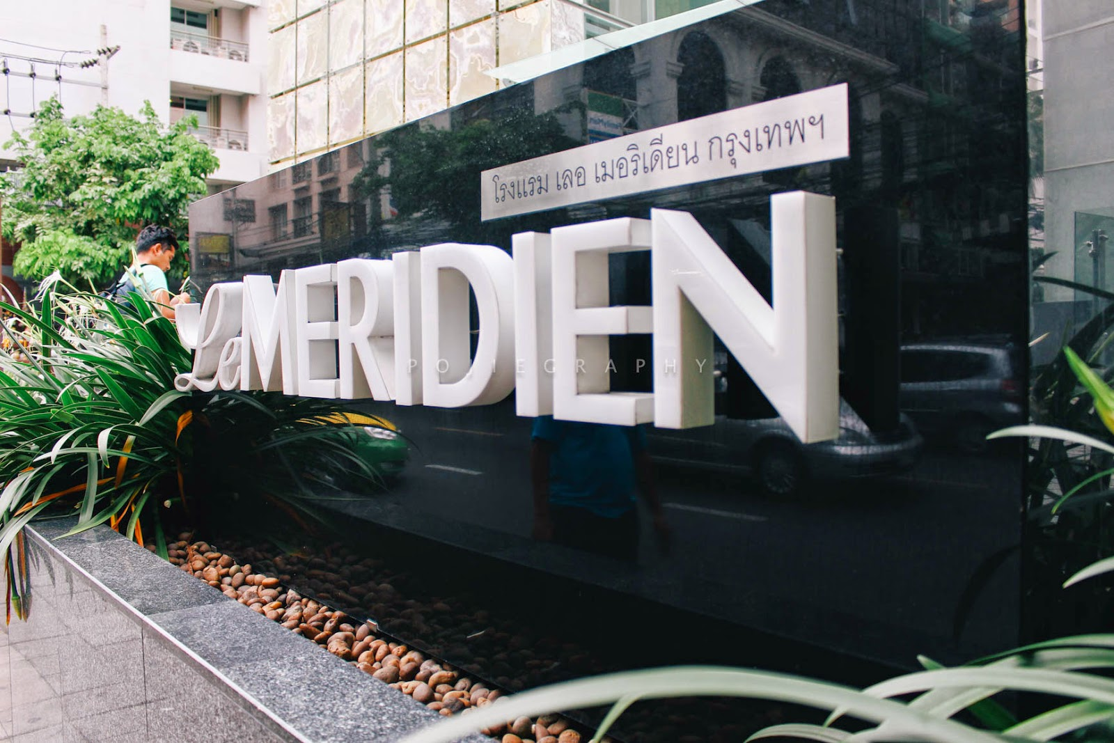 REVIEW SUITE ROOM IN LE M RIDIEN BANGKOK