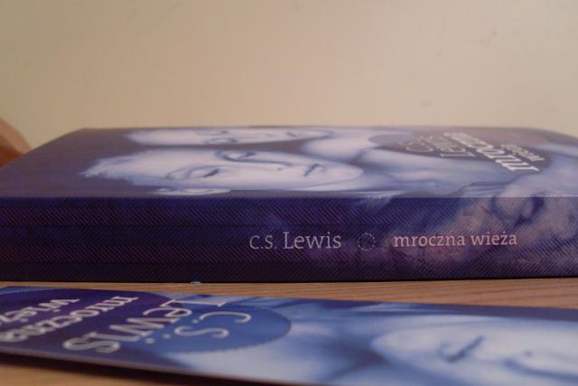 Mroczna wieża, C.S. Lewis