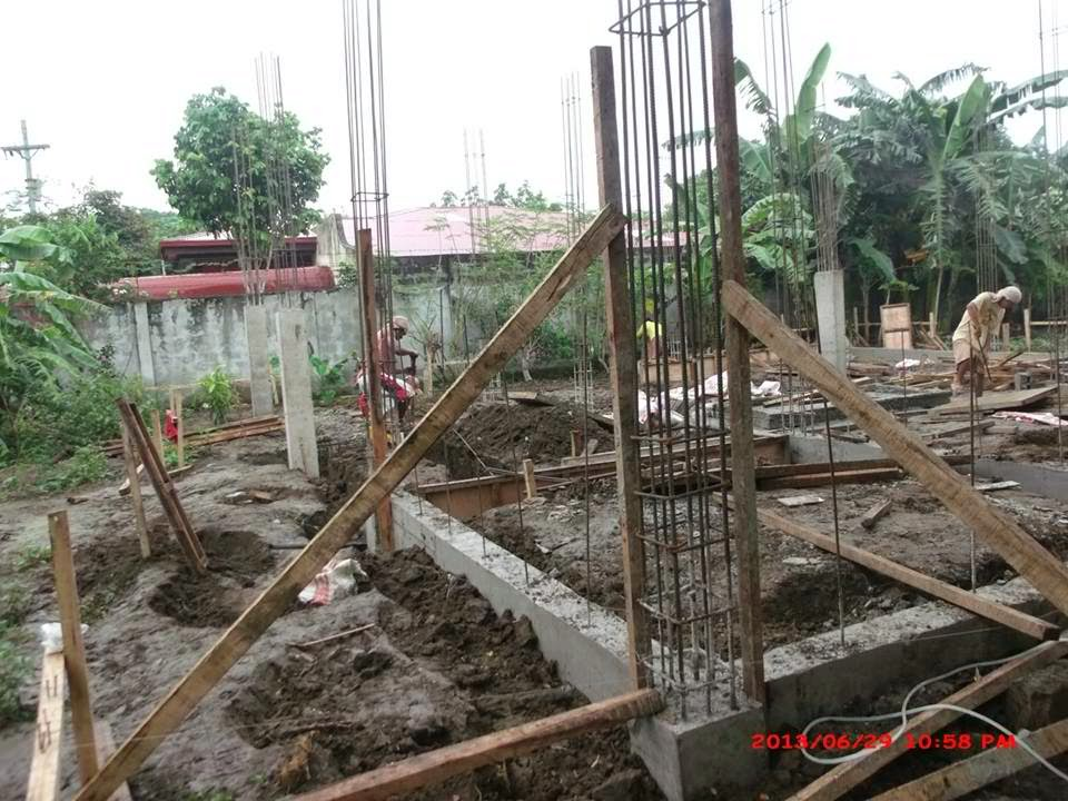 Ledesco Village house construction project in Lapaz, Iloilo City ...