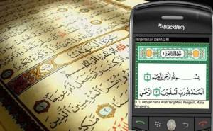 Bolehkah Kita Membaca Al-Quran di HandPhone, SmartPhone dan Android Tanpa Wudhu?