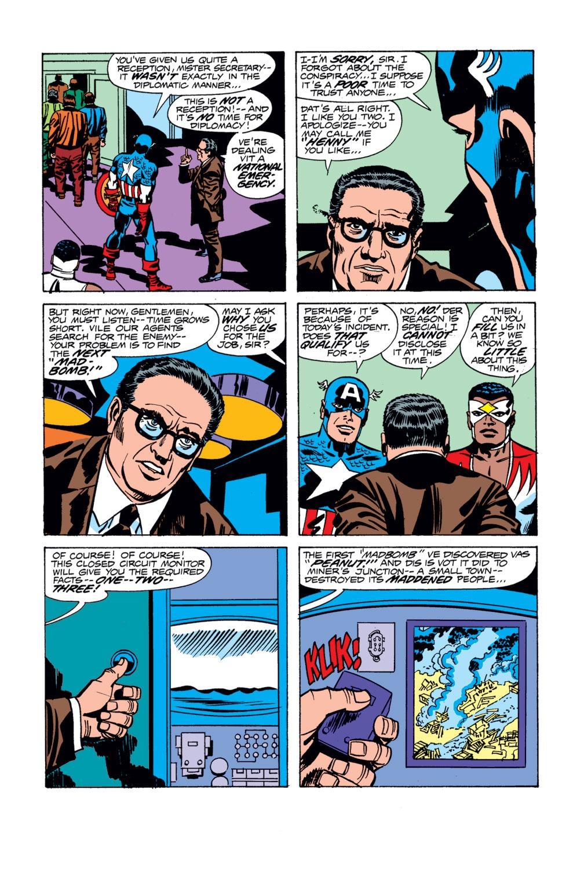 Captain America (1968) Issue #193 #107 - English 17