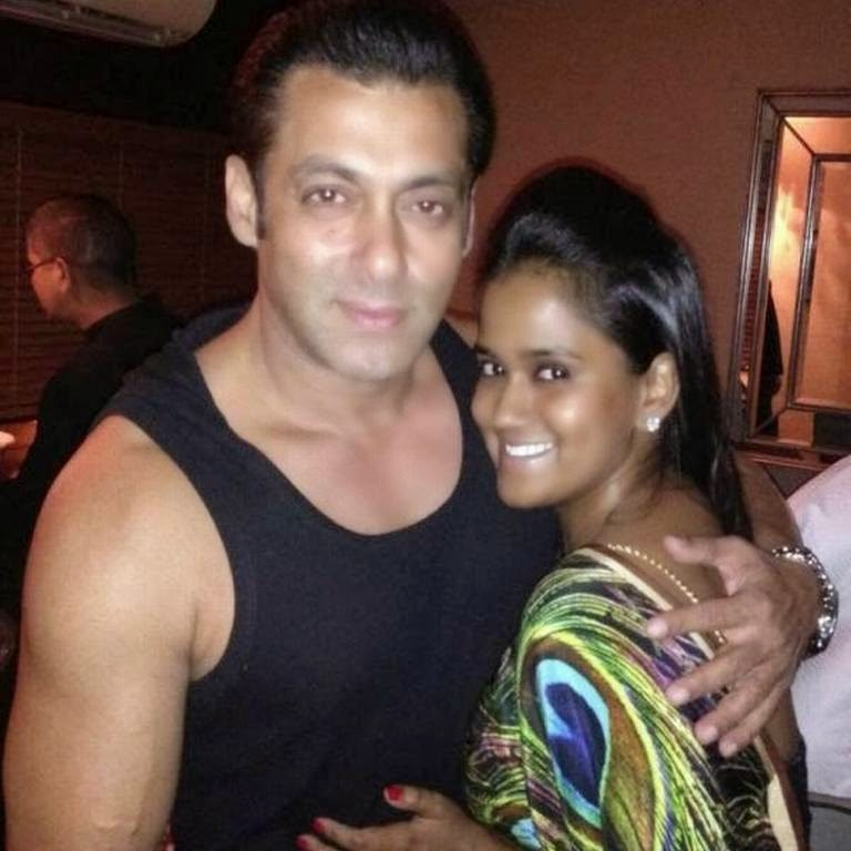 Salman Khan Sister