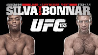 UFC 153 Silva Bonnar Fight Pick