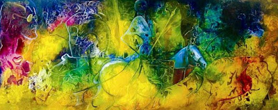 cuadros de pintura abstracta