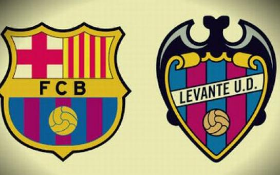 Barcelona vs Levante vivo