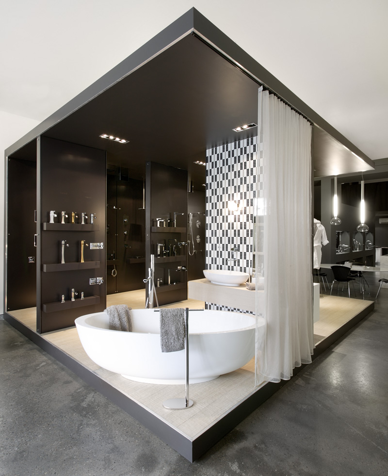 Minosa: Minosa Completes Abey Sydney Kitchen & Bathroom