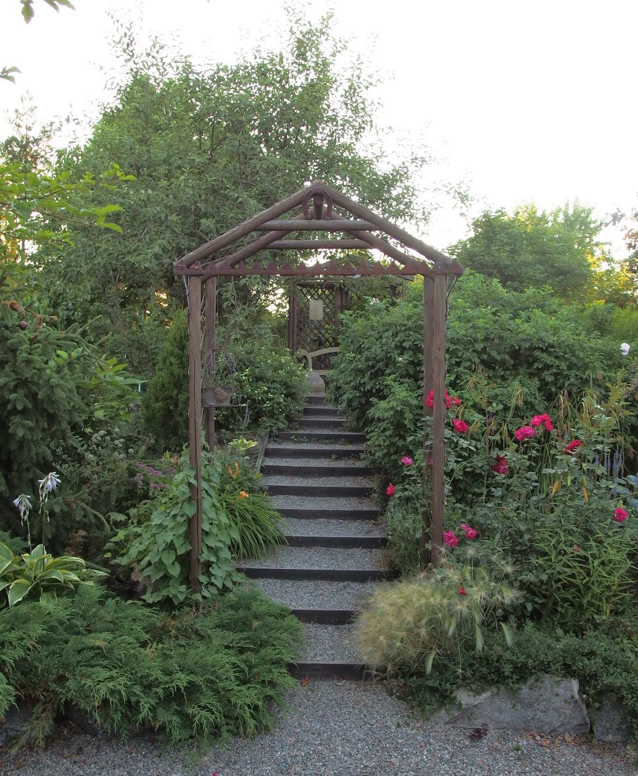 Inget nytt under solen: Pite havsbad och Triloba trädgård