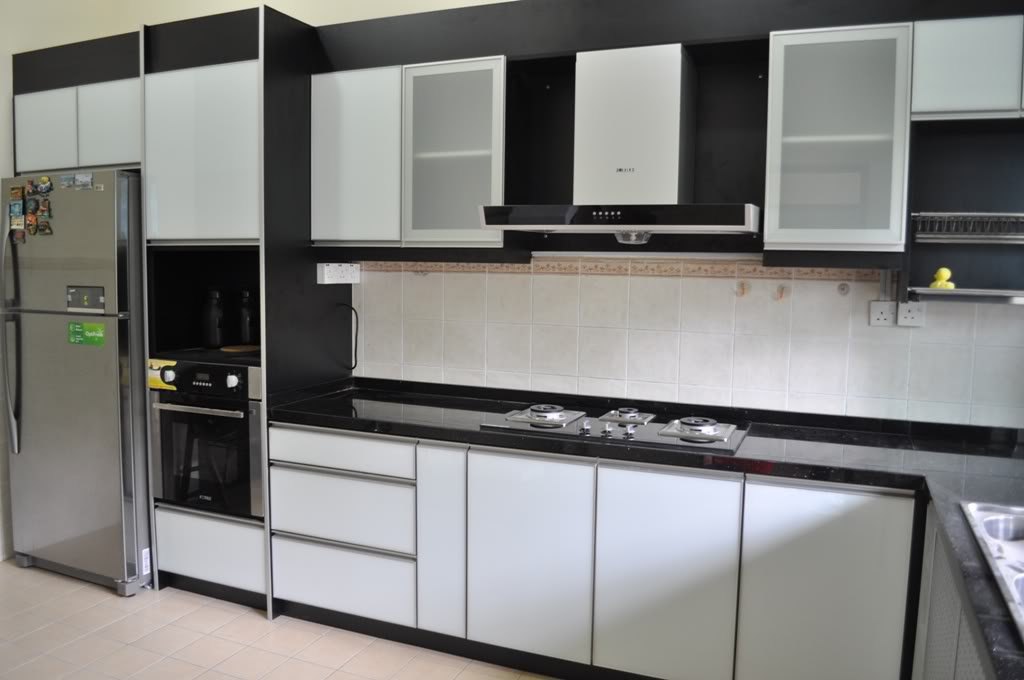 Tempahan Kabinet Dapur Amp Gril Rumah Terkini Dan Terbaru