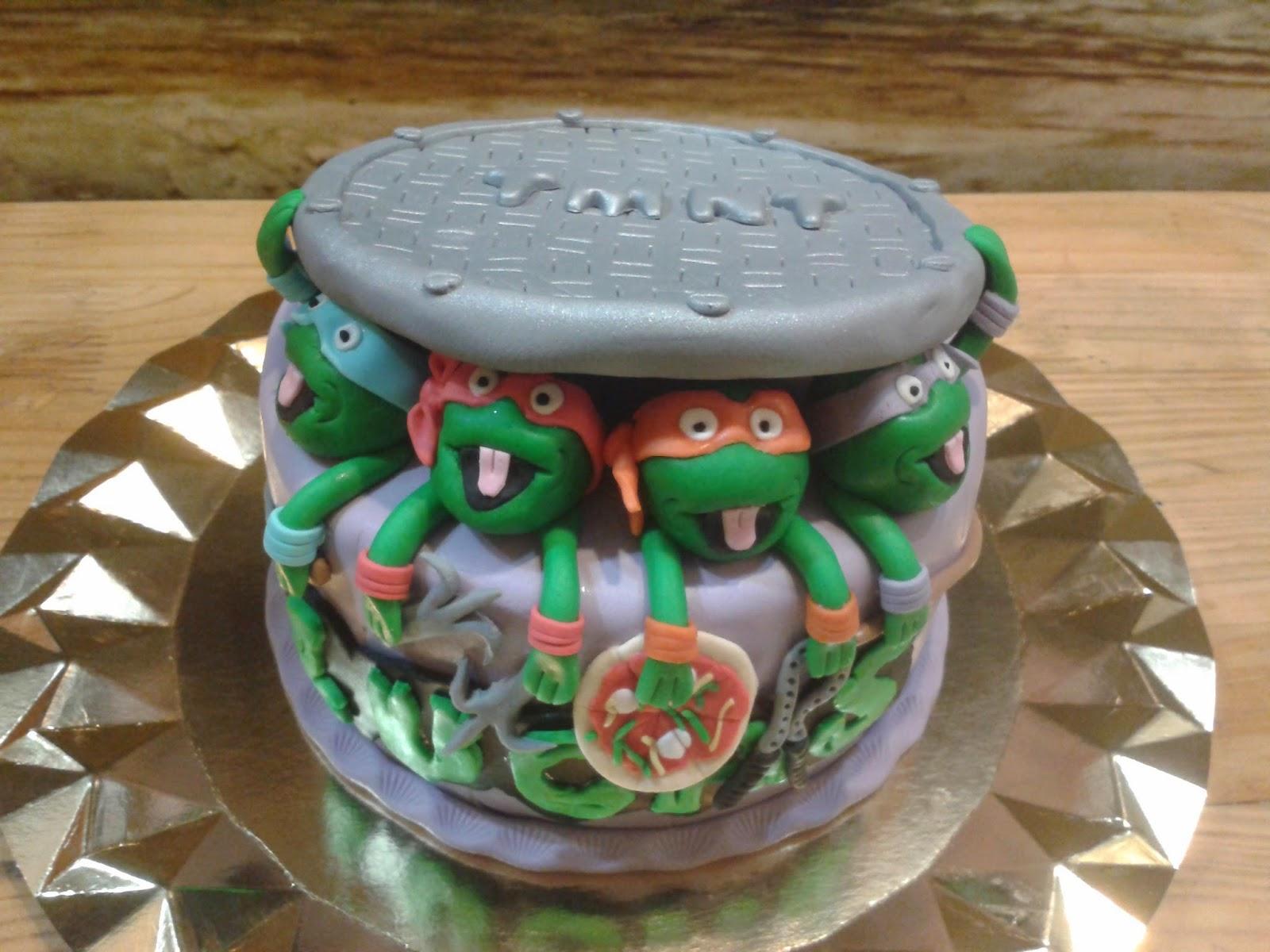 Cupcakes tenerife tortugas ninja y 2 - Cupcakes tenerife ...