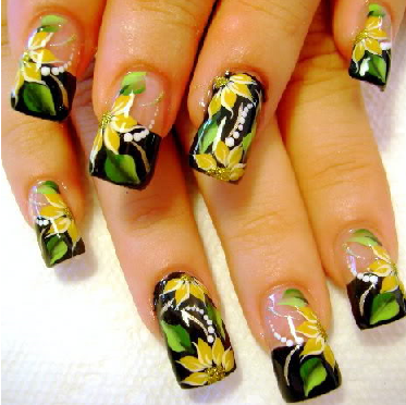 Unique Nail Designs Nail Art Design