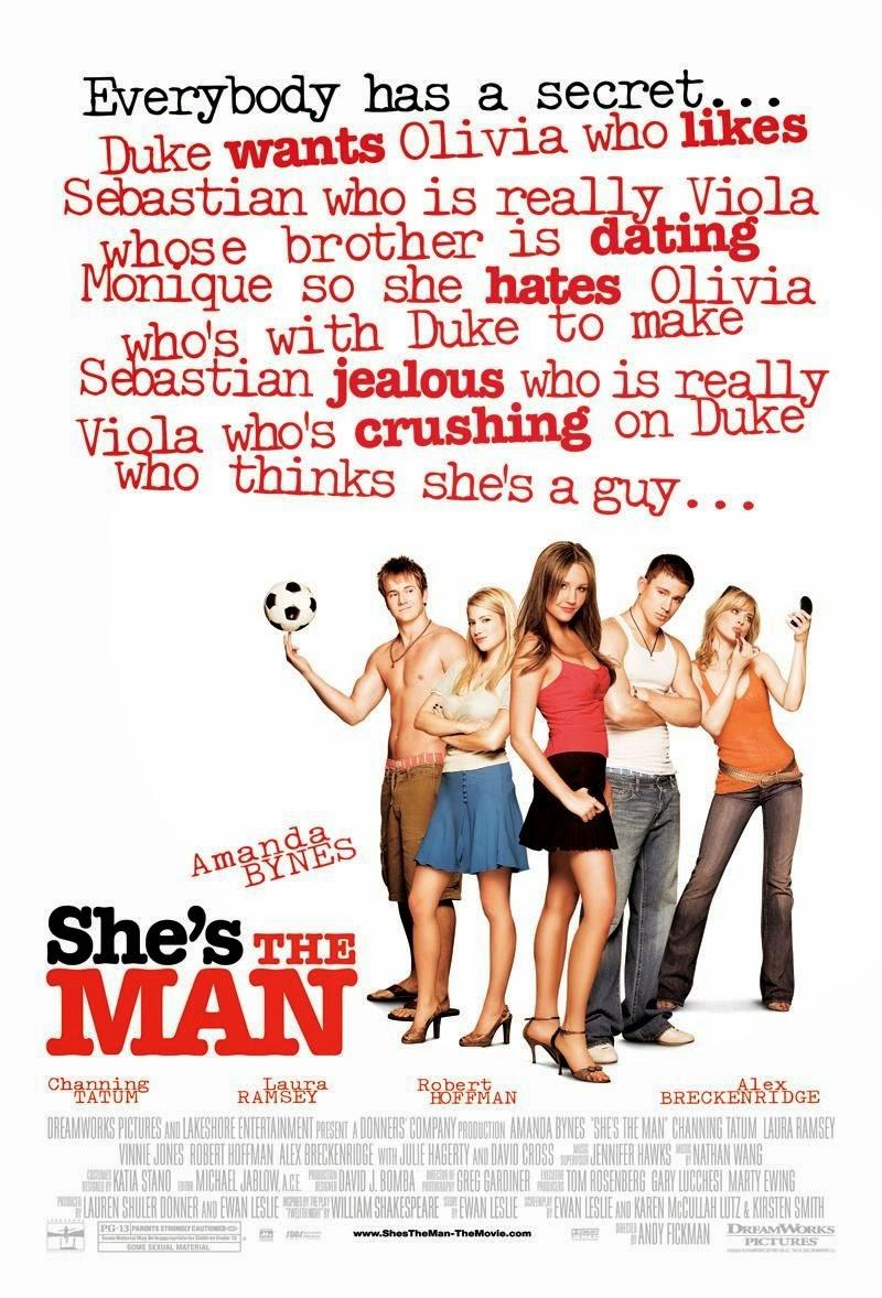 She's the Man (2006) ταινιες online seires xrysoi greek subs