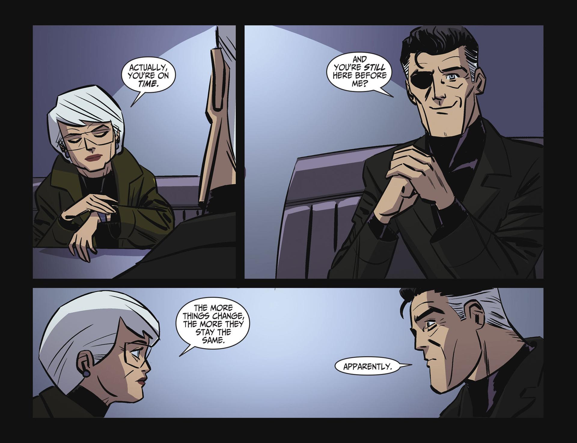 Batman Beyond 2.0 #16 #25 - English 6