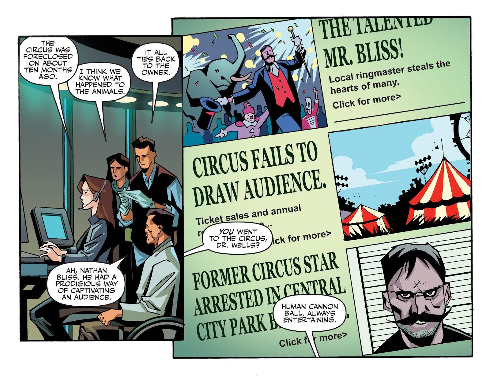 The Flash: Season Zero [I] Issue #4 #4 - English 4