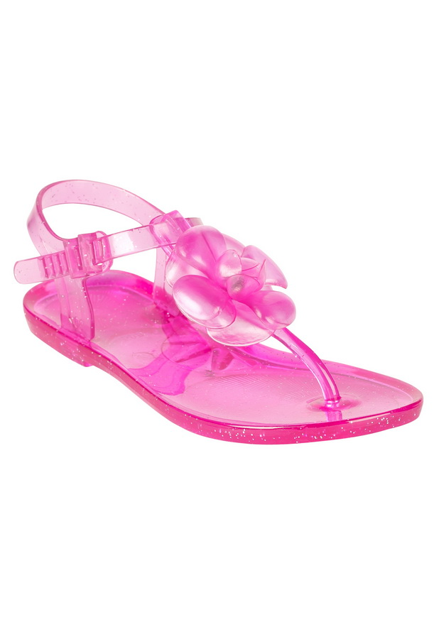 News Jelly Sandals Spring Summer 2013
