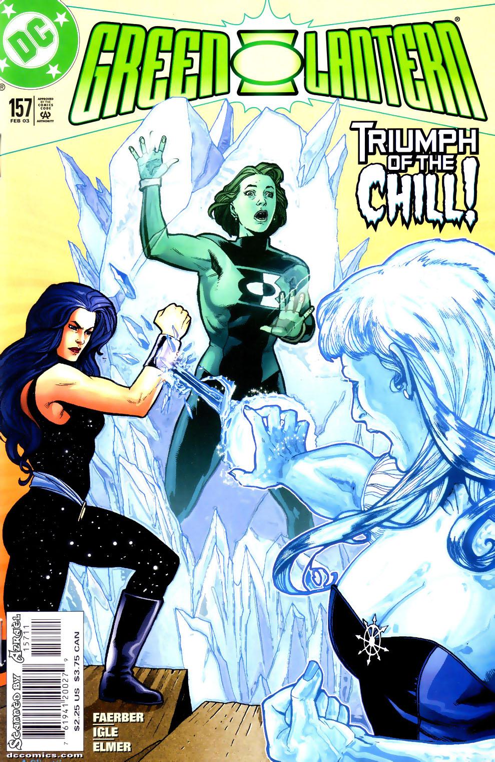 Green Lantern (1990) 157 Page 1