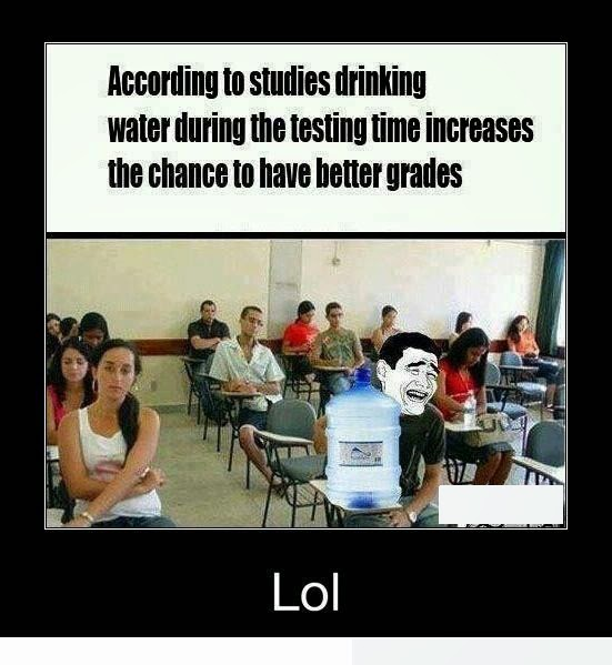 Funny Meme About Drinking Water : Funny jokes in hidni for facebook status
