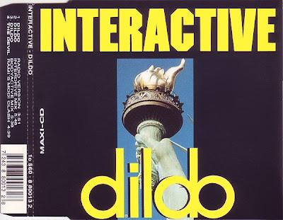 Interactive - Dildo (1992) MAXI 12'[RESUBIDO 2014] 1
