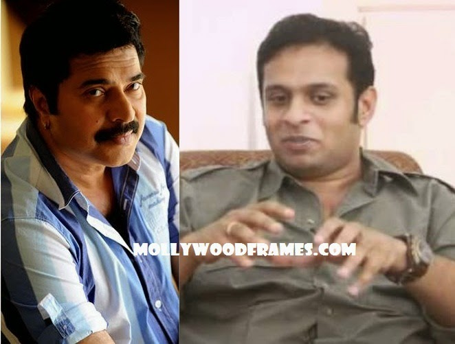 Deepu Karunakaran's Mammootty movie 'Fireman' begins