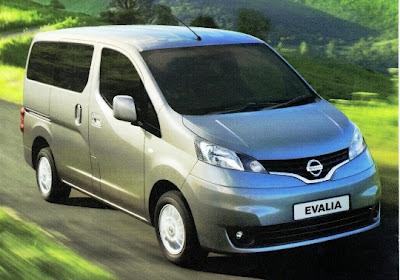 Harga dan Spesifikasi Nissan Evalia Terbaru