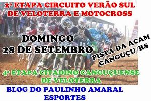 CIRCUITO DE VELOTERRA E MOTOCROSS/CANGUÇU