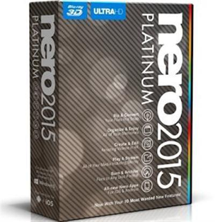 Nero 2015 Platinum Serial Number Crack Free Download
