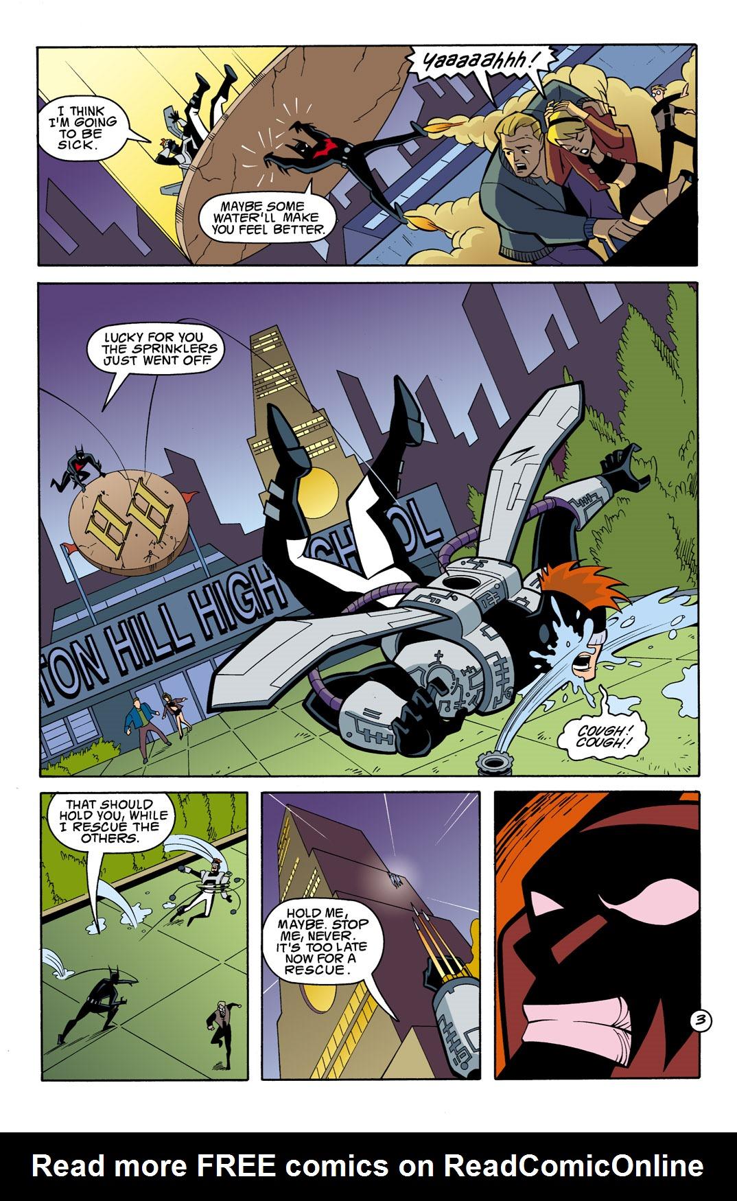 Batman Beyond [II] Issue #7 #7 - English 4